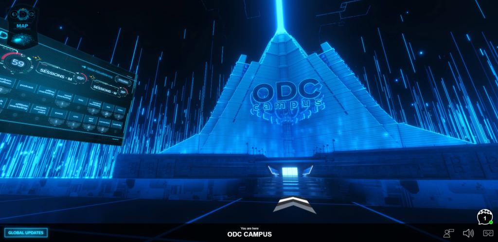 Der ODC Campus.